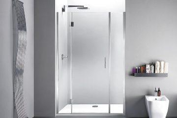 Cửa kính phòng tắm sang trọng tại Hà Nội
