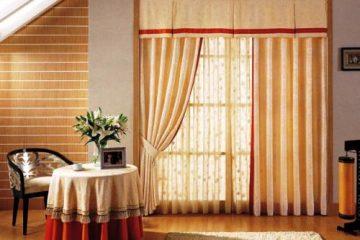 Cách chọn rèm cửa kính phù hợp