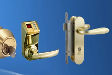 Sửa khóa cửa cường lực