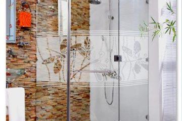 Cách lựa chọn vách kính tắm phù hợp với không gian