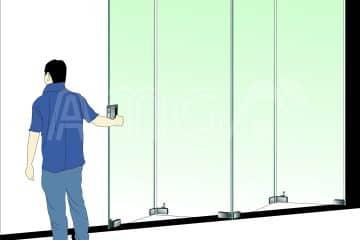 Sửa cửa kính tại quận Hai Bà Trưng