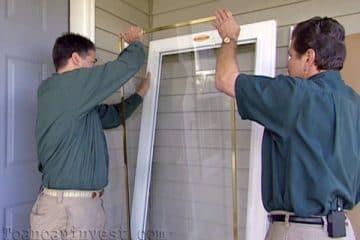 Sửa cửa nhôm kính tại Cầu Giấy nhanh chóng, chuyên nghiệp