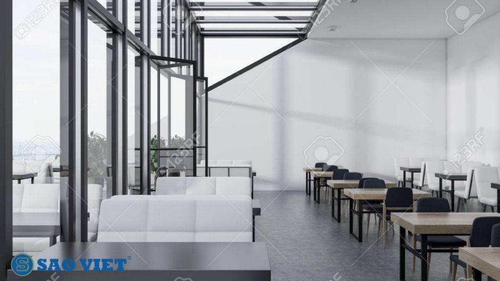 Lắp đặt mái kính tầng thượng và tận dụng không gian kinh doanh đang là hướng đi nhiều người quan tâm